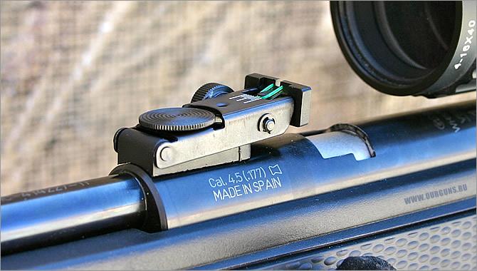 винтовка под патрон флобера
