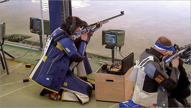Фото: Мишени для стрельбы Скачать.