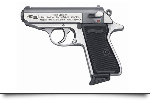 Umarex Walther PPK/S и Umarex Walther CP-99 compact
